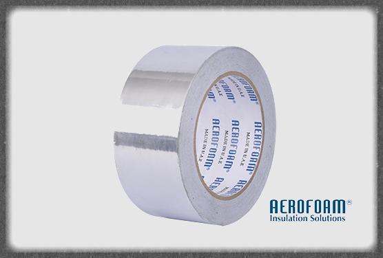 Aerofoam 174 Aluminium Foil Pet Film Tape Aerofoam